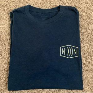 Nixon watches apparel tee shirt